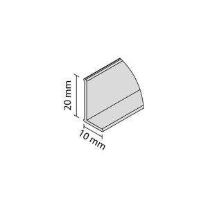 L formos profilis L10/20