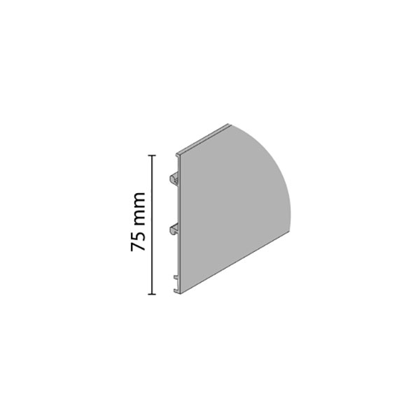 Uždengimo profilis K-075