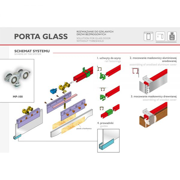 PORTA GLASS