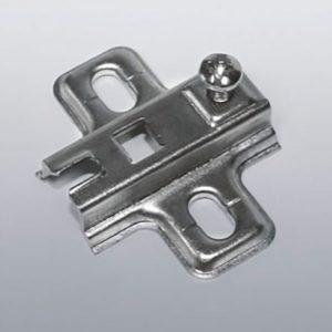 Plokštelė Ø35 lankstui H-2