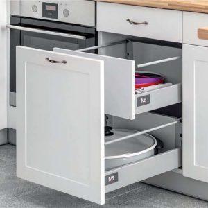Modern Box stalčių šonų komplektas