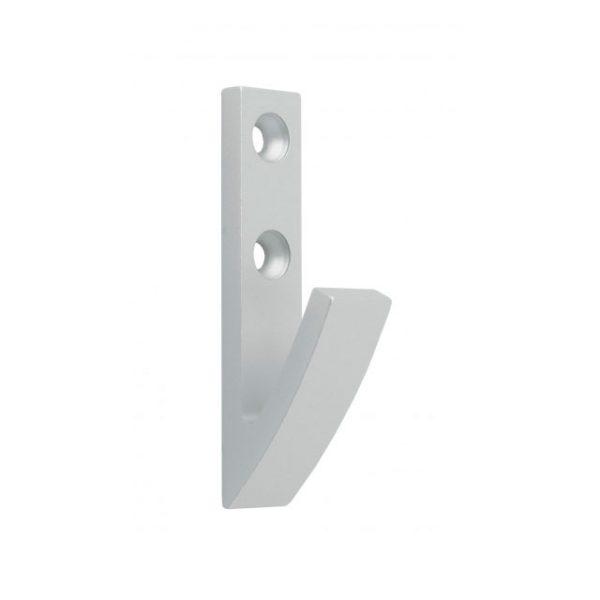 Kabliukas viengubas WA05 aliuminio sp.