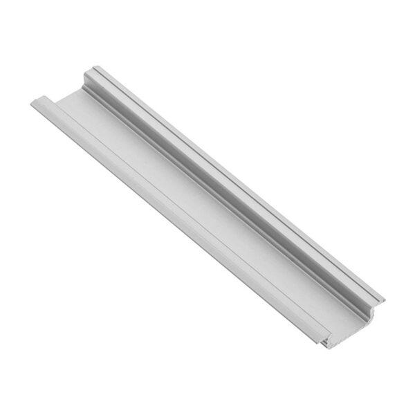 Profilis LED juostai įfrezuojamas